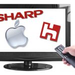 Apple, Sharp, and Foxconn (Hon Hai)