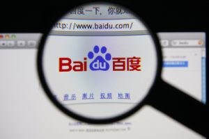 Baidu website