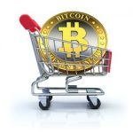 Bitcoin shopping cart