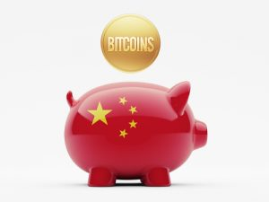 Bitcoins in China