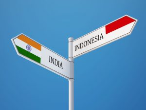 India and Indonesia