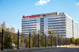 Lenovo in Moscow