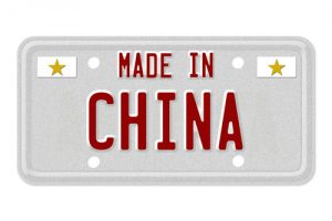 Made in China Car