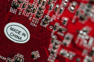 Made in China - electronics