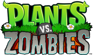 Plants versus Zombies game logo