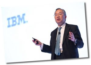 Qian Daqun at IBM