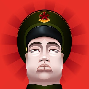 Communist China soldier