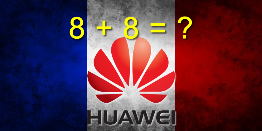 Huawei in France