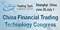 2016 China Financial Trading Technology Congress