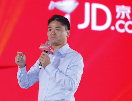 Richard Liu from JD.com