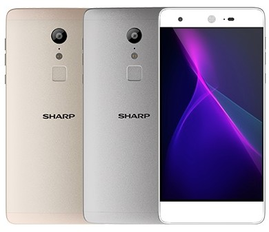 Sharp phone