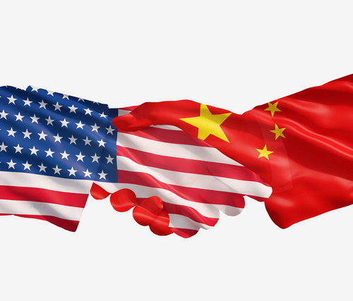 american china relationship with united